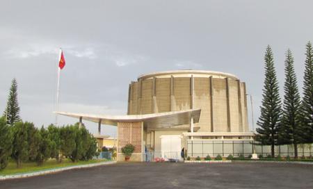 Lò phản ứng hạt nhân Đà Lạt